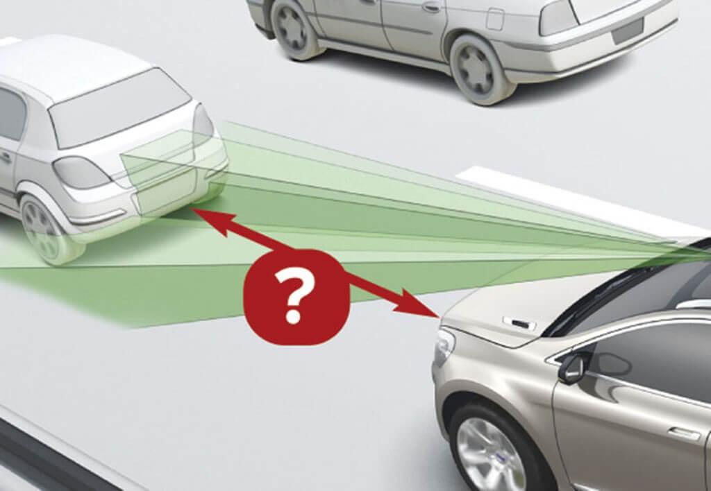 Η σωστή απόσταση ασφαλείας μεταξύ 2 οχημάτων σε αριθμούς