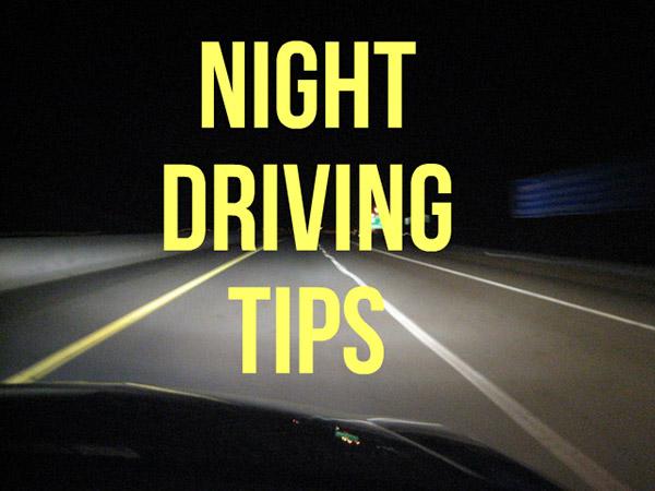 νυχτερινά τροχαία ατυχήματα