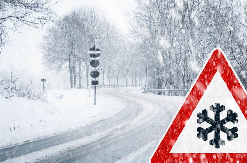 Which 6 precautionary car checks must be done before a winter trip will leave you speechless