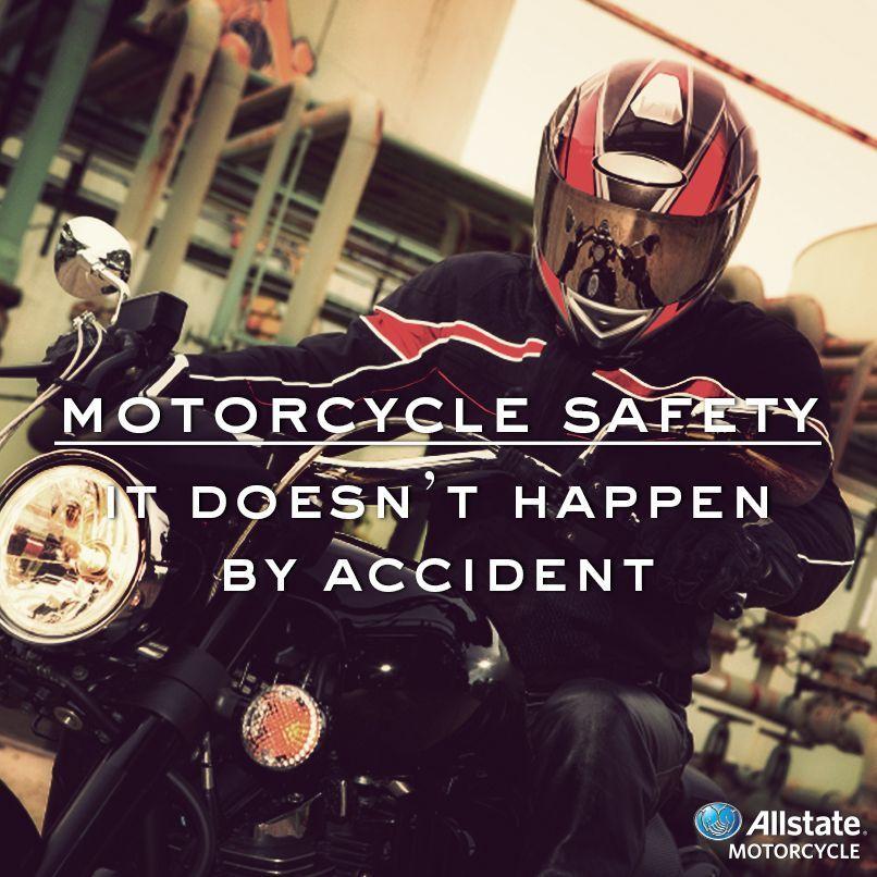 Beware of motorbikes