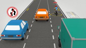 Crossing motorbike 4