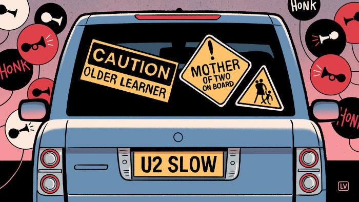 Ηλικιωμένοι οδηγοί