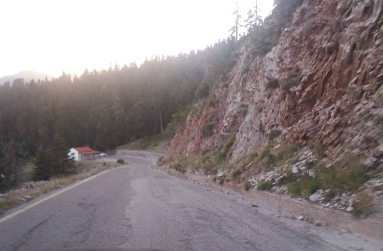 επικίνδυνος δρόμος