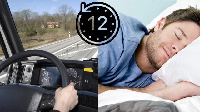 ασφάλεια στο δρόμο  ύπνος και οδήγηση