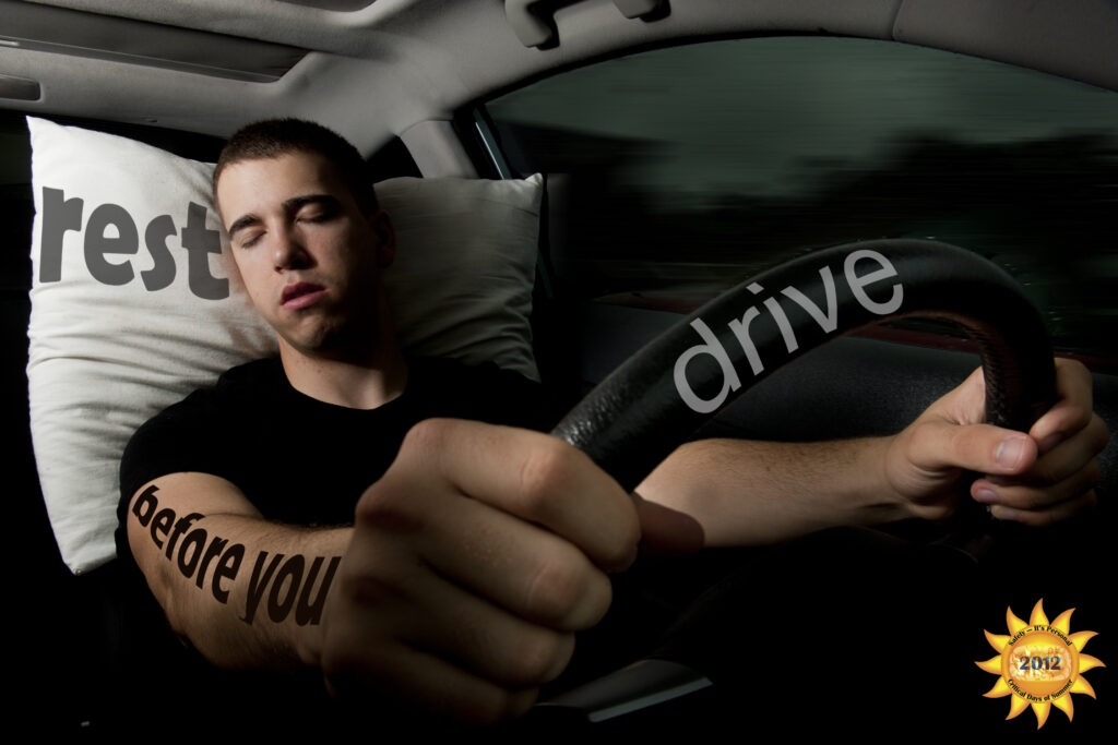 DRIVING REST