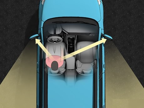 driving position visibility